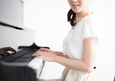 大人のためのピアノスクール